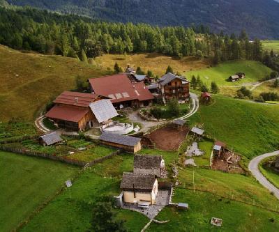 Ferienwohnung Biobauernhof